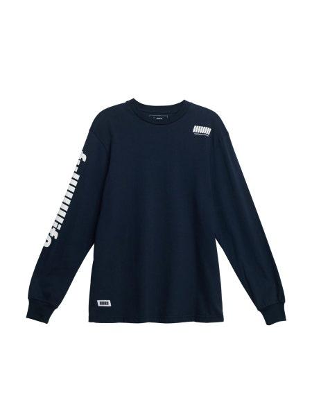 12 Hour Stream  Long Sleeve T-shirt
