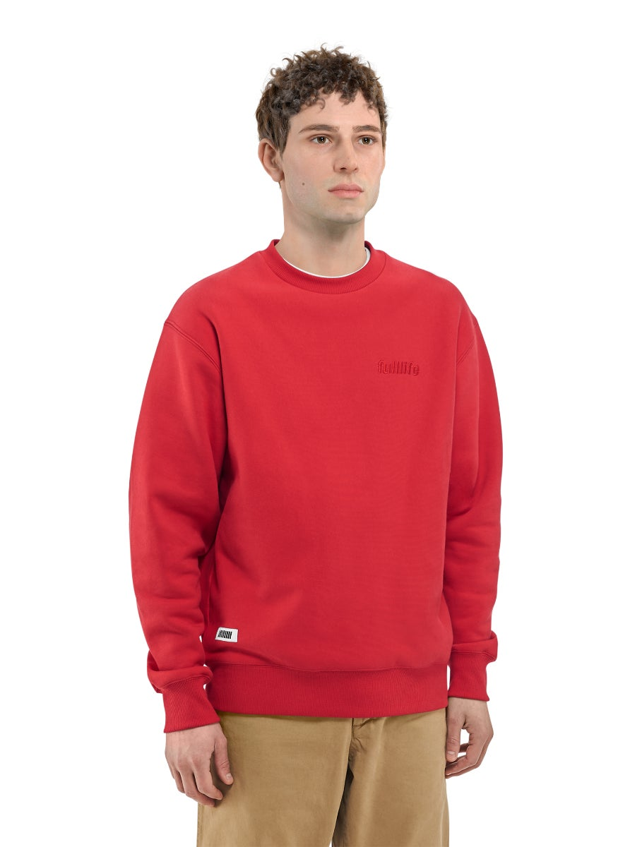 EZ Clap Sweatshirt HP Red