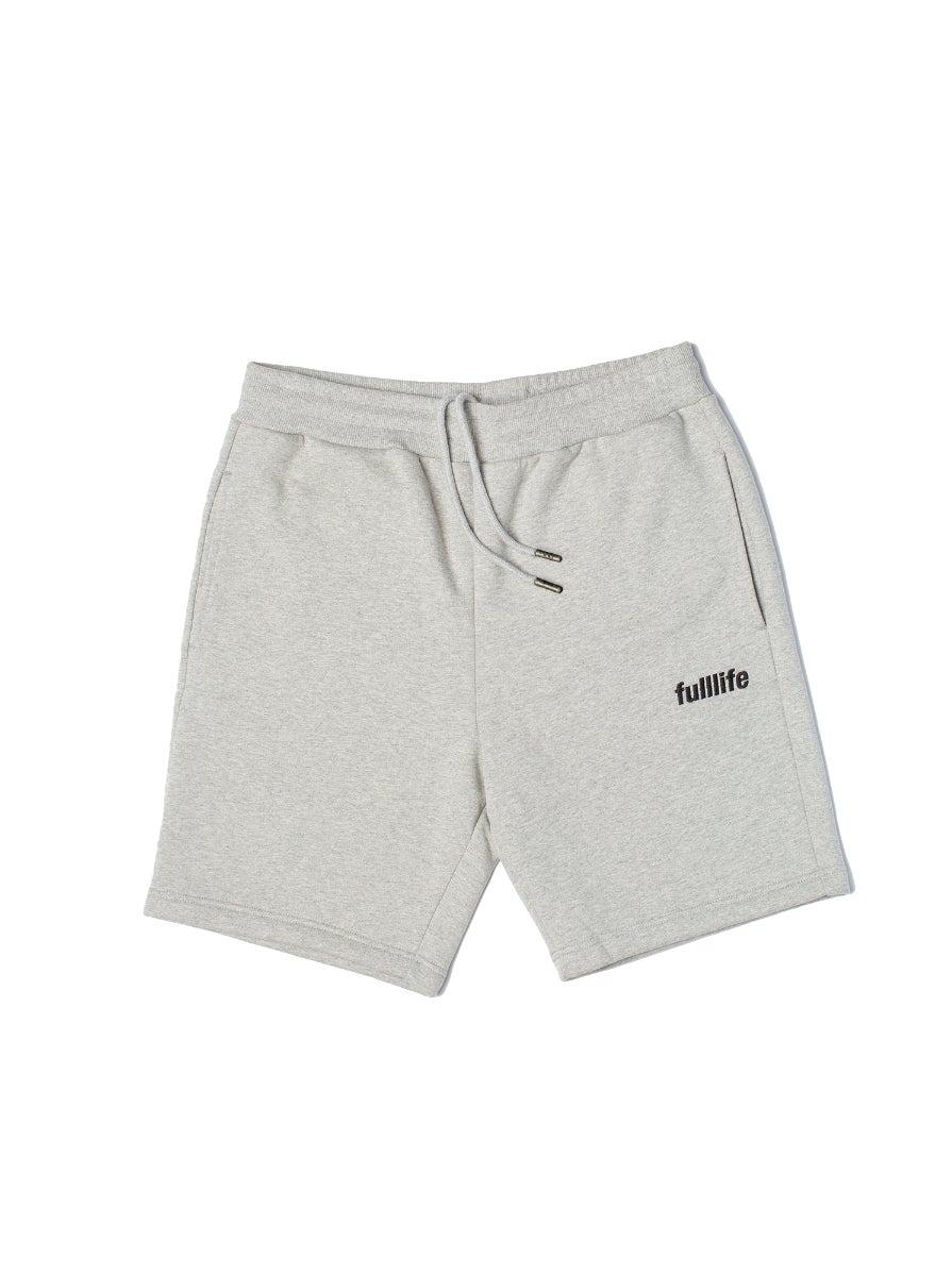 Trainer Sweat Shorts Ash Grey