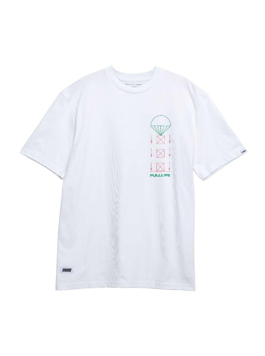 Battle Royale T-shirt Trooper White