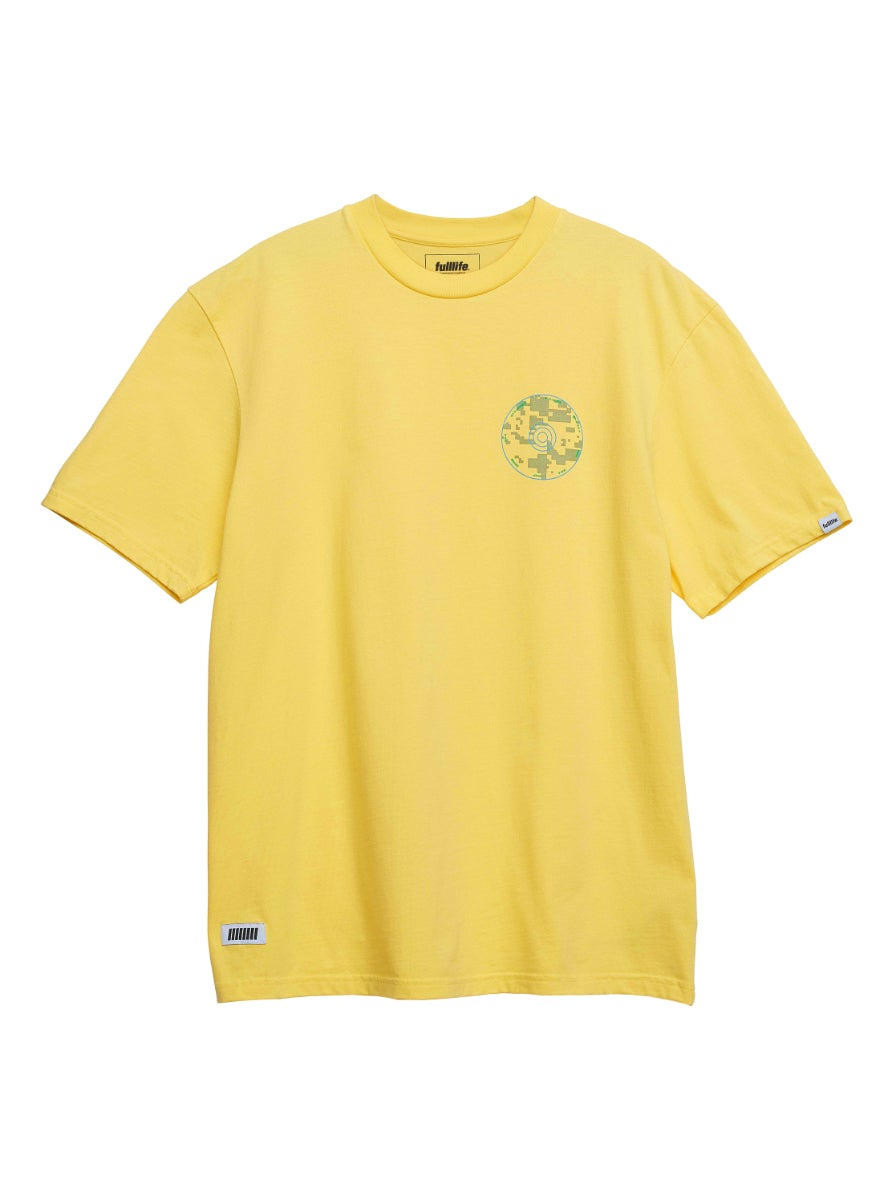Minimap T-shirt Lightning Yellow