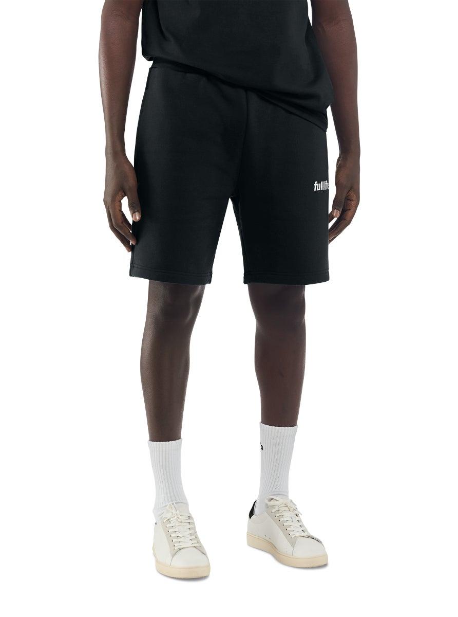 Trainer Sweat Shorts Obsidian Black
