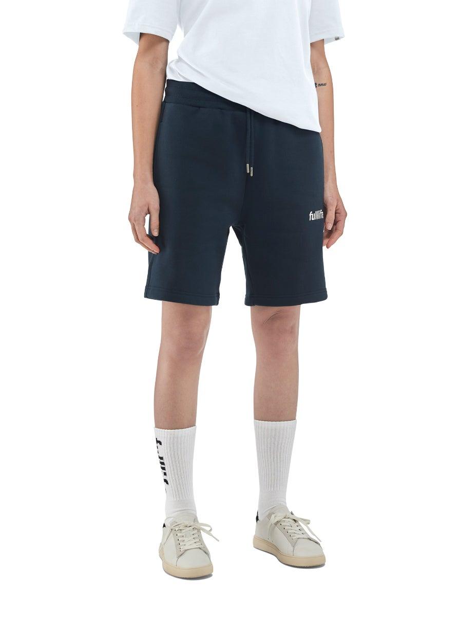 Trainer Sweat Shorts Nebula Blue