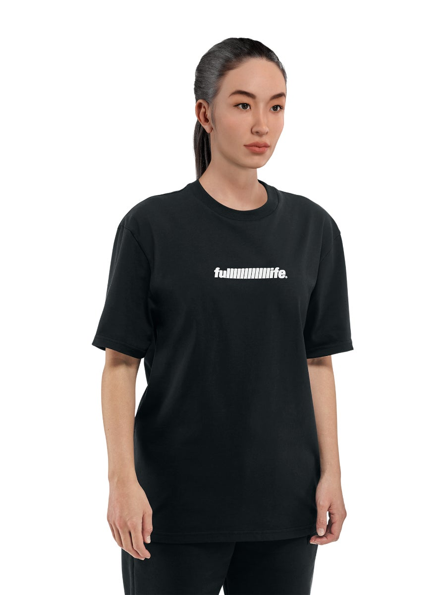 Awakening T-shirt Obsidian Black