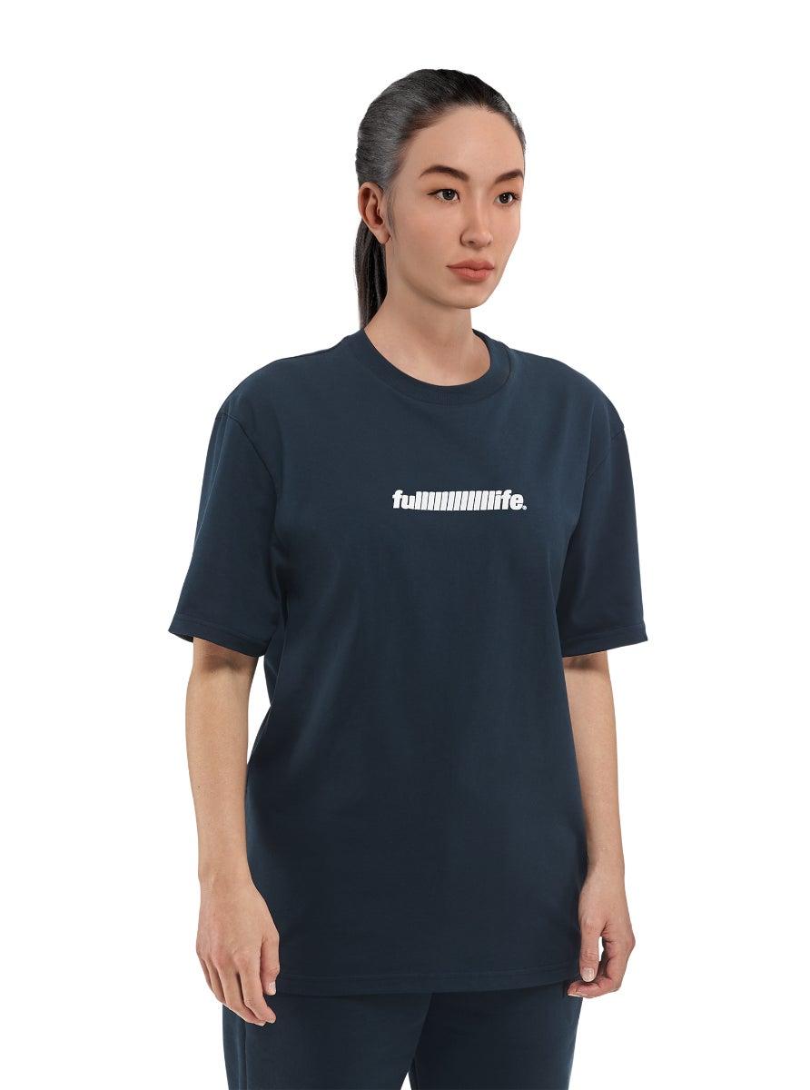 Awakening T-shirt Nebula Blue