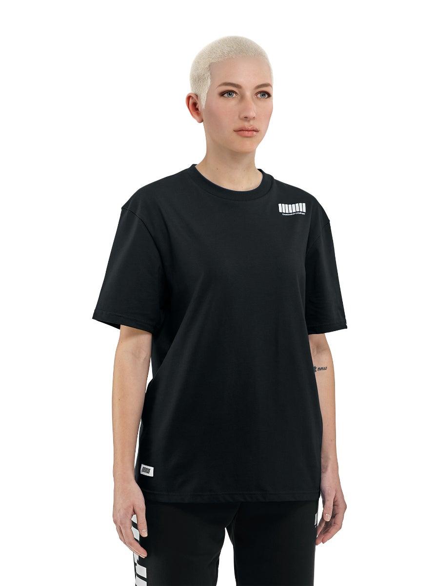 Going Live T-shirt Obsidian Black