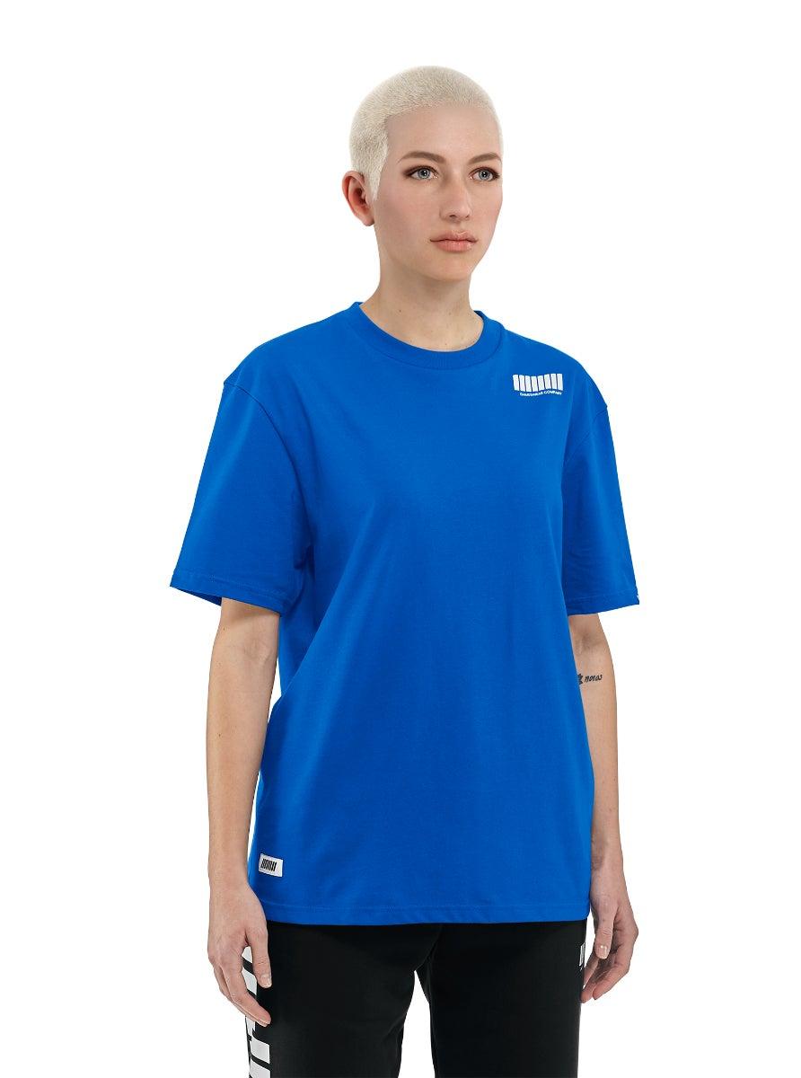 Going Live T-shirt Mana Blue