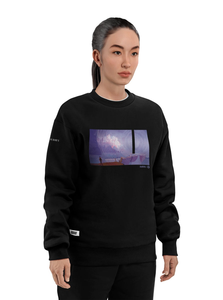 Found The Path Sweatshirt