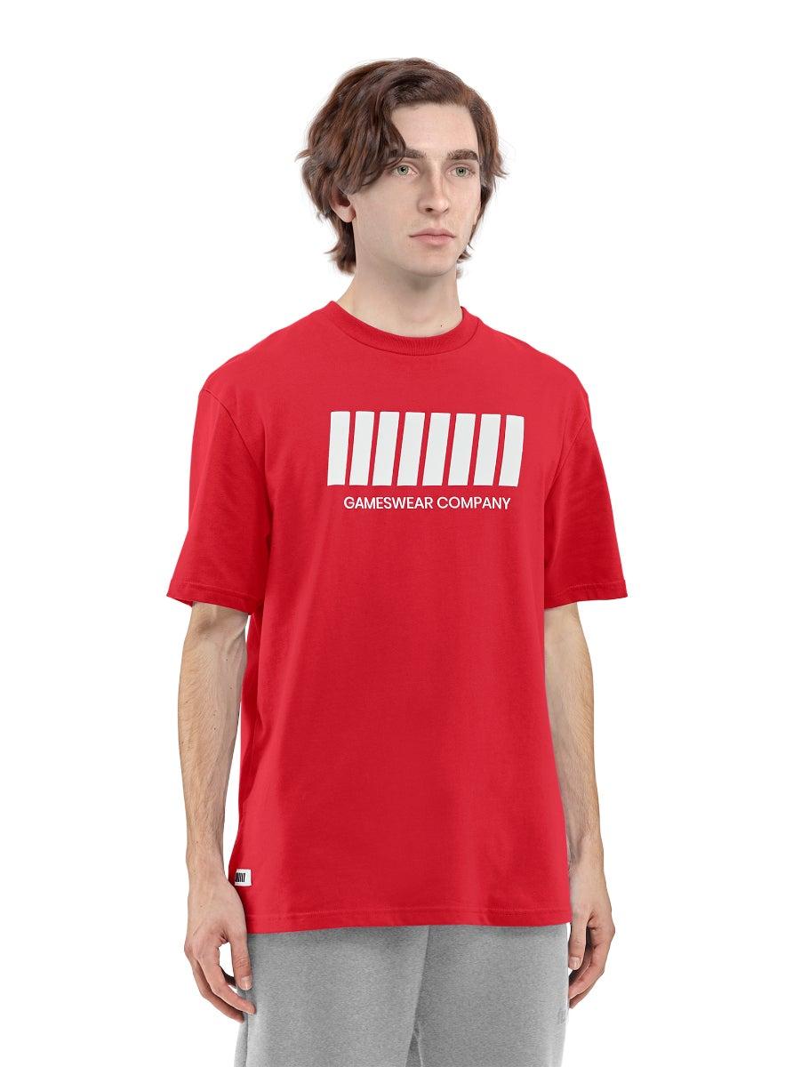 Fulllife Bar T-shirt HP Red