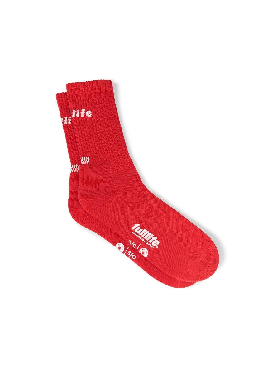 Dash Socks HP Red