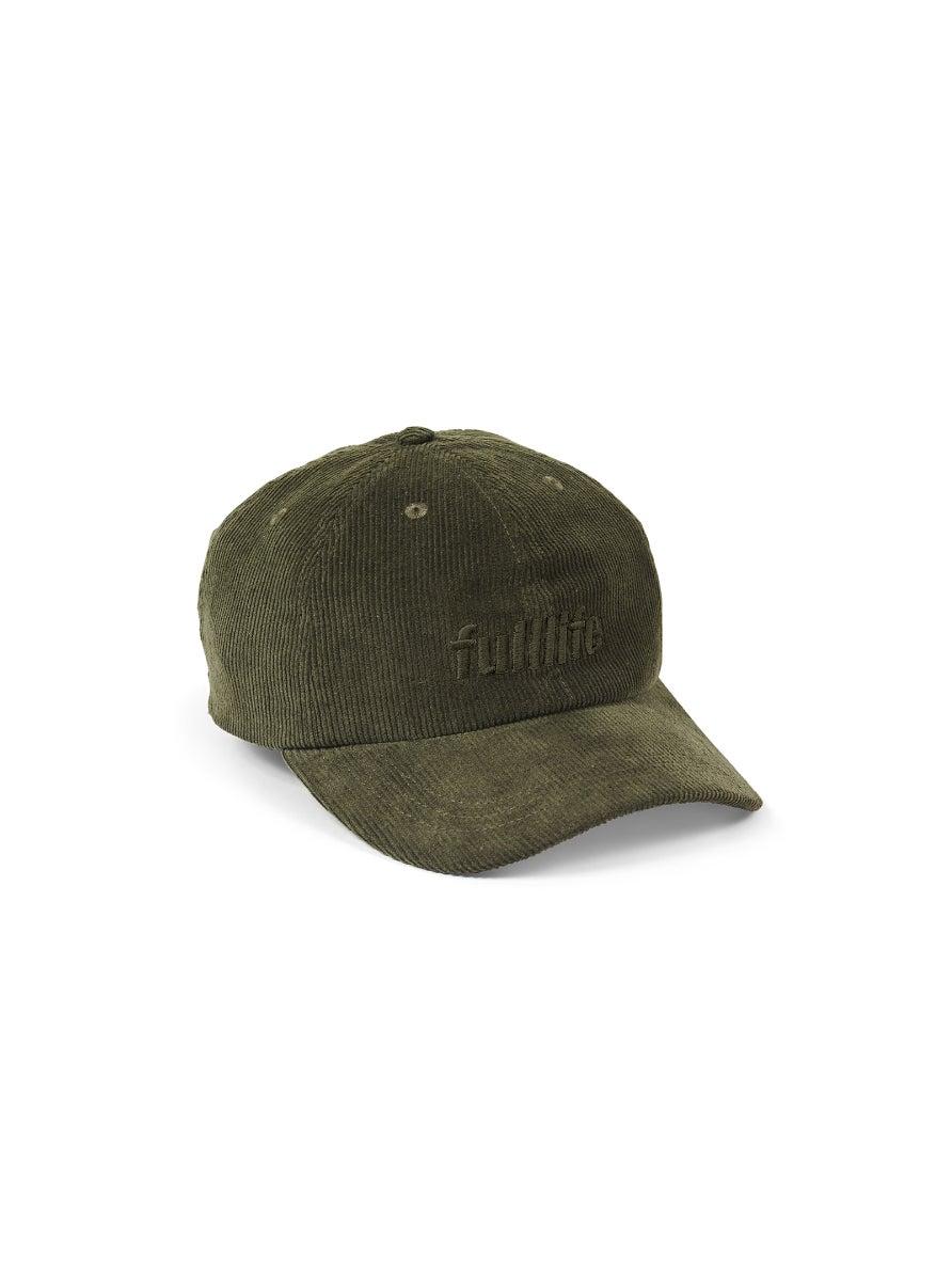 EZ Neural Theft  Corduroy Cap Spartan Green