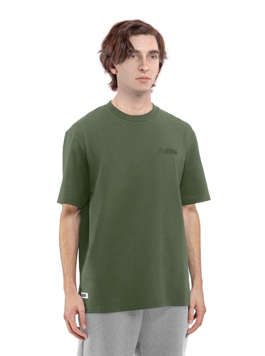 EZ Win T-shirt Spartan Green