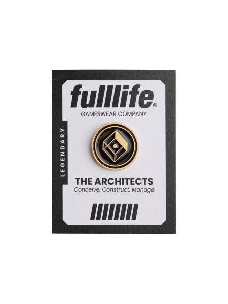 Architect Legendary Pin