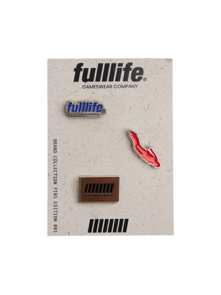 Brand Pins 3 Pack