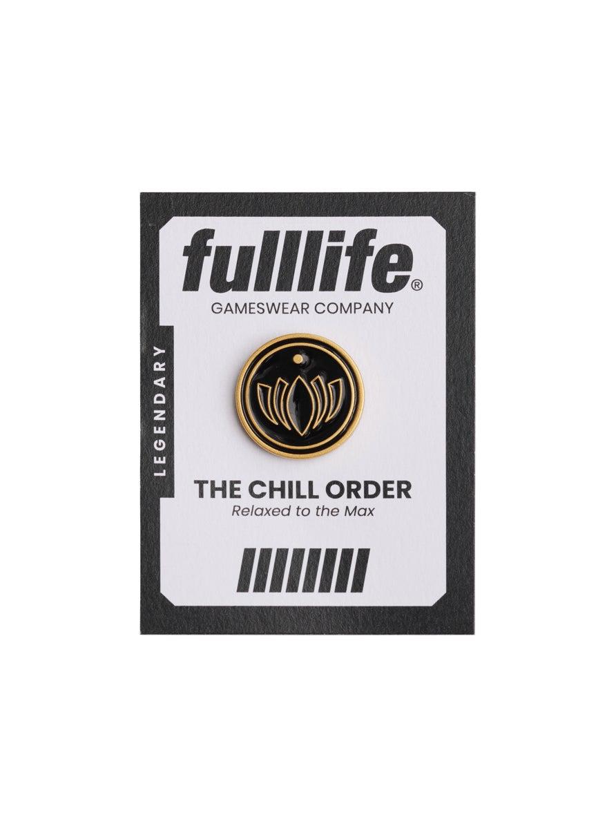 Chill Order Legendary Pin