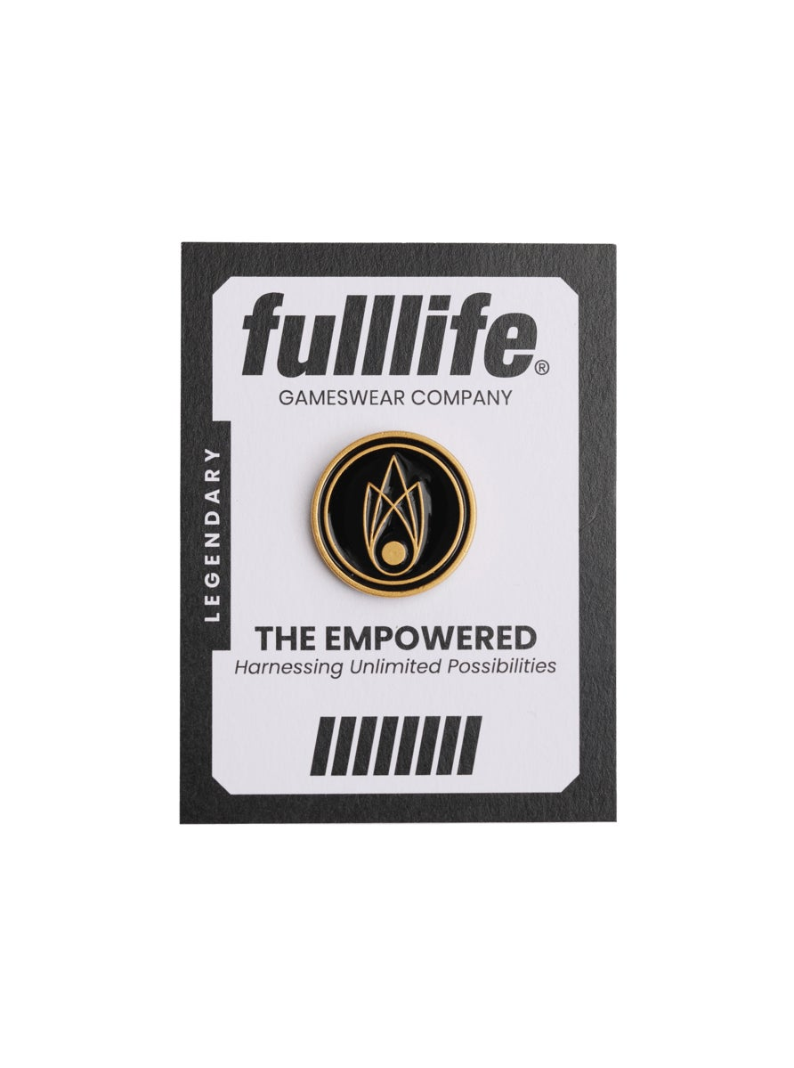 Empowered Legendary Pin