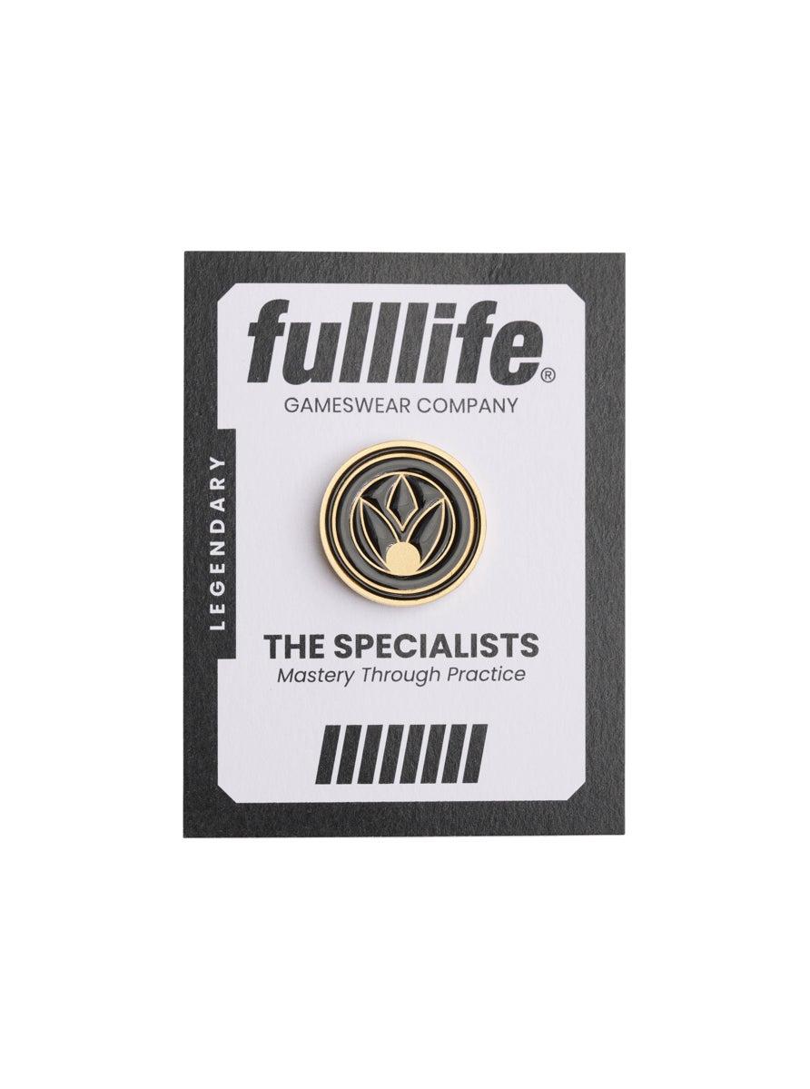 Specialist Legendary Pin