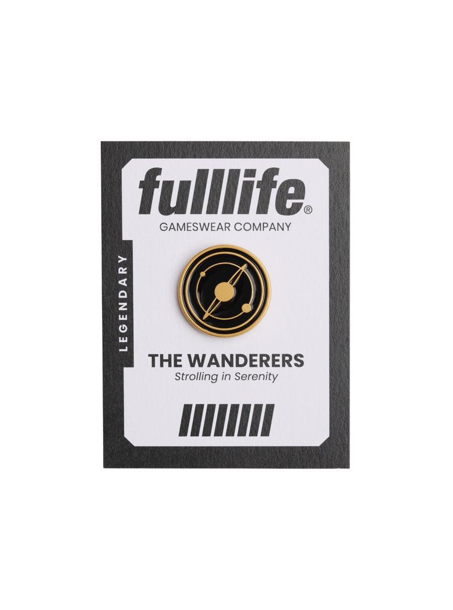 Wanderer Legendary Pin